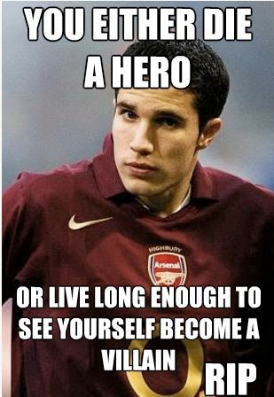 """@ArsenalMemes this quotes from the dark knight""  /via @wildanadliw"