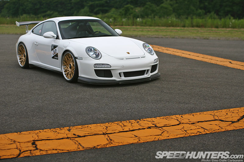 STYLE MEETS PERFORMANCE: THE CHECK SHOP GT3 RS (via Speedhunters)