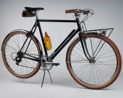 Hufnagel Handmade Cycles |  Sweet ride.