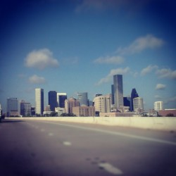 I'm in this place again. #Houston (Taken with Instagram)