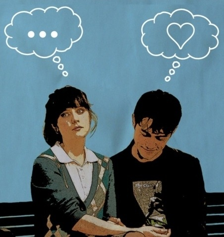 500 Days of Summer Illustration