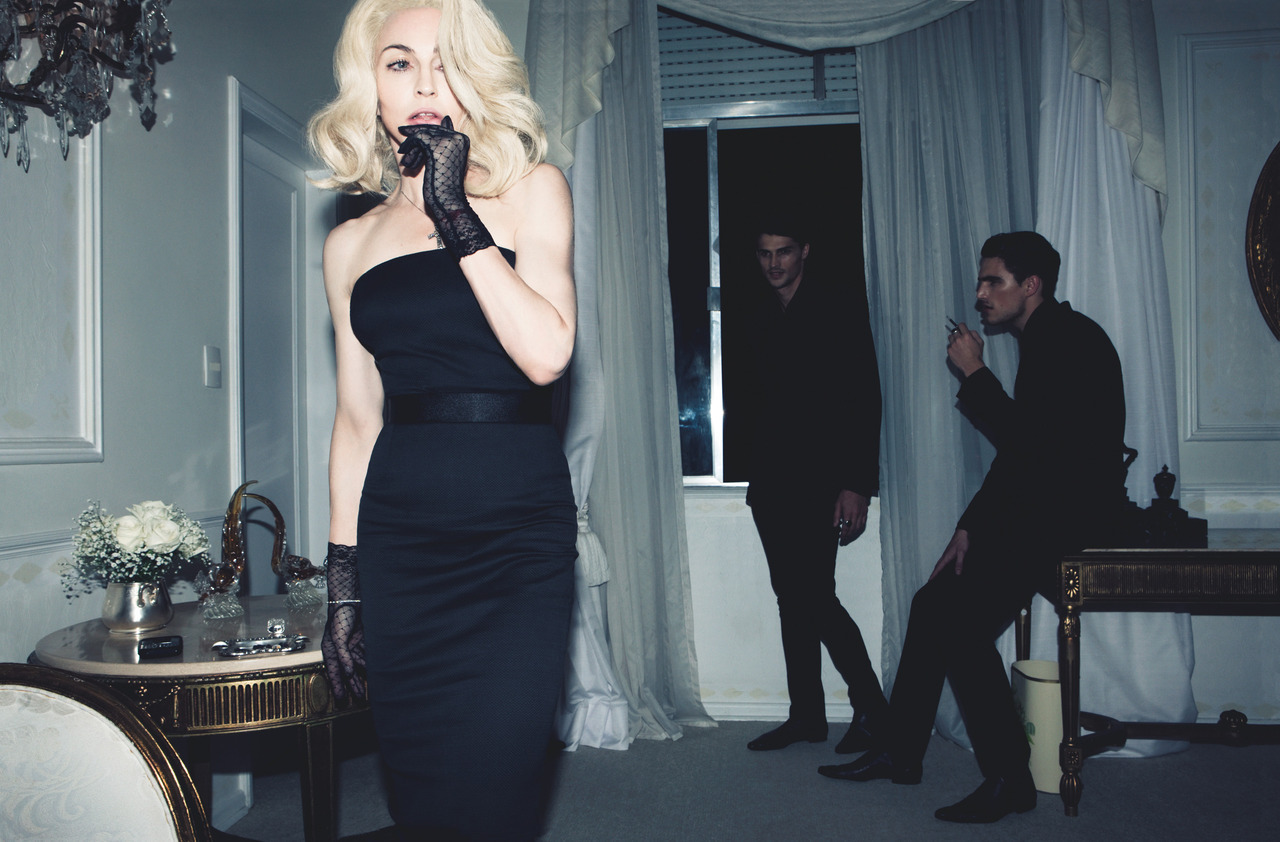 Photo by Steven Klein This woman is 54 freakin' years old. Daaaaaaaaaaaaaaaamn. Happy Birthday Madonna.