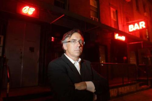 This is my former landlord/the owner of the now-closed Greenpoint bar Coco66. A couple years ago he came to my old apartment to bring me and my roommates a few six-packs of Bud Light Lime – the first BLLs I ever had. We thought it was a friendly gesture, but discovered later that he simply wanted to get rid of it because no one at the bar would buy it. The re-opening of Coco66 would change all of our lives for the better. (NY Daily News | NYPD big sued for raiding B'klyn pub & dumping its booze)
