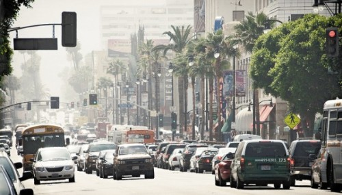 Since the 1960s, auto-related emissions are down 98 percent in Los Angeles. (via TN MOVING STORIES)