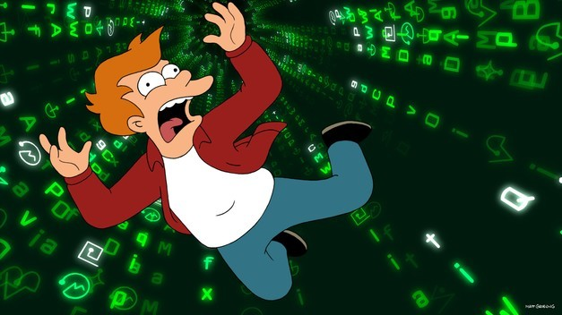 "theavc:   ""Let's boldly go where we've gone before!"" -Fry  Futurama, we will watch your repeats 300 times. You can retread all of your steps, we're still going to tune in."