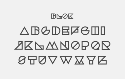 visualgraphic:  Blok Type
