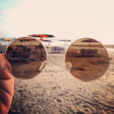 #shades #round #instanusantara #instadonesia  #bali (Taken with Instagram)