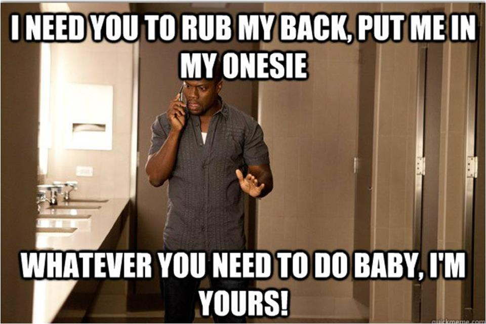 sociable-loner:  Kevin Hart on Think Like a Man… lol too much!