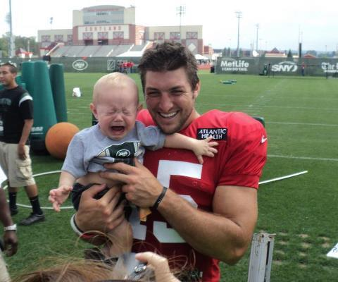 Not everyone loves Tim Tebow