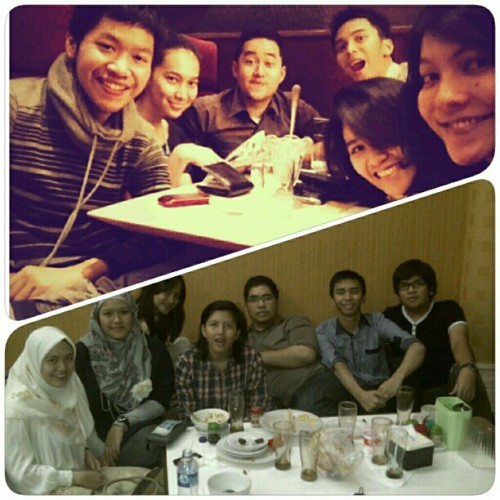 Bukber #1 (Taken with Instagram)