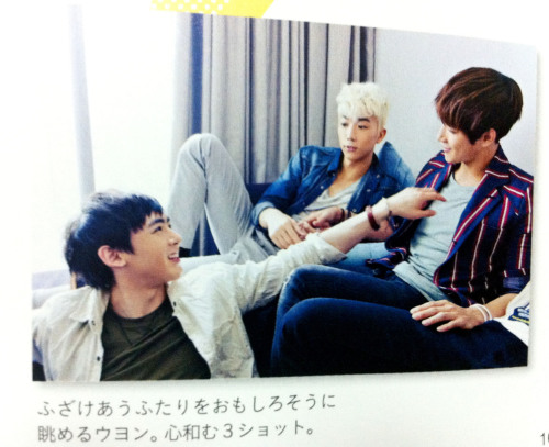 [PICS/ADDMORE] 120816 2PM - An ・An Magazine Special Issue: Seoul TRAVEL BOOK [7] cr: fykhun  Wahh, KhunWooSu!…. I need to calm down. LOL! -Vo