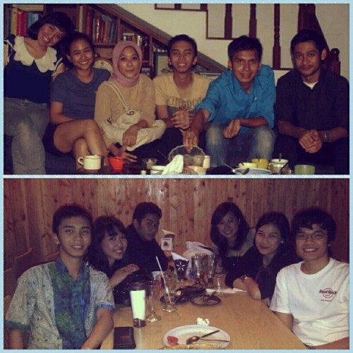 Bukber #2 (Taken with Instagram)