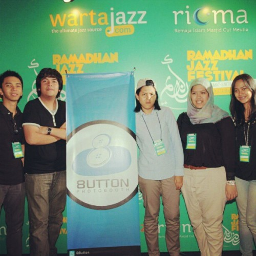 8utton @ramadhanjazz (Taken with Instagram)