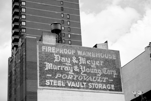 Fireproof Warehouse
