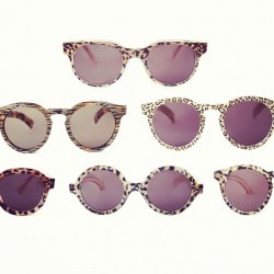 officialstyledotcom:  How cute are these @illesteva safari shades? ML (Taken with Instagram)
