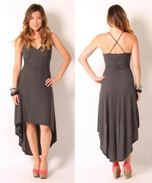 Pick of the day: Cross back high low dress. Love it or leave it? Shop this dress here > Enter for Week 3 of our FB Fan Exclusive Sweeps! Click here to enter >