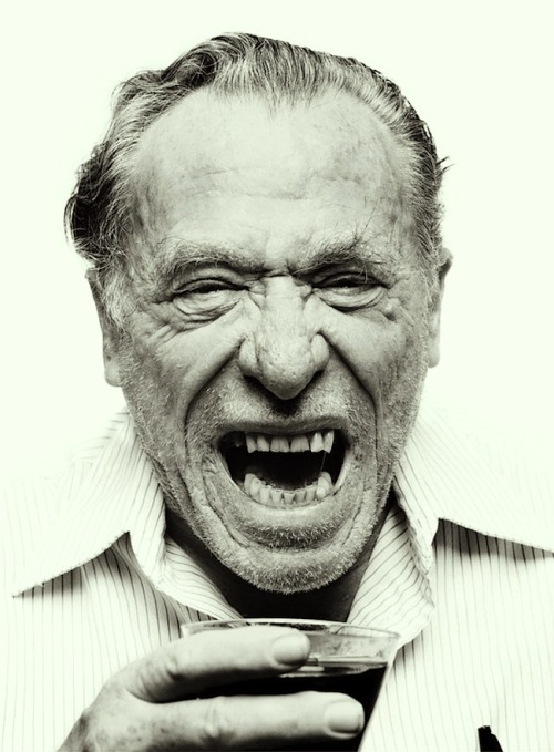 oldfilmsflicker:  Happy Birthday Henry Charles Bukowski (August 16, 1920 – March 9, 1994)