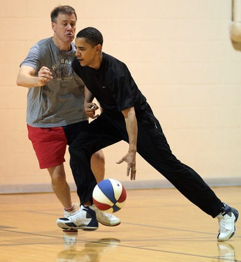 The New York City Barack Obama All Star Basketball Camp is ILL Please join basketball's greatest super stars to benefit the Obama Campaign in New York City Featuring:Carmelo Anthony, Harrison Barnes, Chris Bosh, Vince Carter, Nick Collison, Jamal Crawford, Patrick Ewing, Penny Hardaway, Juwan Howard, Kyrie Irving, Antwan Jamison, Joe Johnson, Dahntay Jones, Tracy McGrady, Alonzo Mourning, Chandler Parson, Paul Pierce, Austin Rivers, Rajon Rondo, Steve Smith, Dawn Staley, Sheryl Swoopes, Etan Thomas, John Wall More players to be announced soon!  What: Obama Victory Fund 2012 - All-Star Event in NYCThe Fantasy Camp: Hoopsters and Obama supporters will have the opportunity to participate in a once in a lifetime behind the scenes basketball experience with some of basketball's greats. Adults and children will have the chance to learn from the best through a series of activities simulating a professional practice experience. In addition to skill training, players and legends will share their training regiments as well as their personal insights on the game. Lastly, participants will be divided into teams and compete against each other while being coached by their hardwood heroes! Where: Pier 60 at Chelsea Piers (23rd Street and West Side Highway) New York, NY When: Wednesday, August 22, 20122:00 PM Click Here for more info my ninja!
