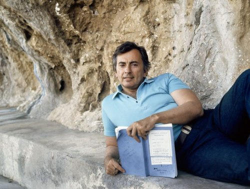 Gore Vidal, around 1974
