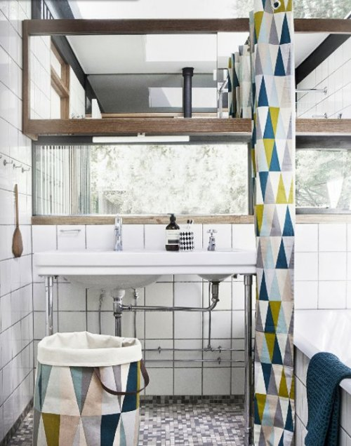 myidealhome:  new bathroom collection by Ferm Living (via Fb)