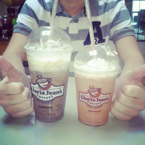Gloria Jean's :) (Taken with Instagram)