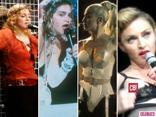 Happy Birthday, Madonna!  Check out her 22 most controversial moments!