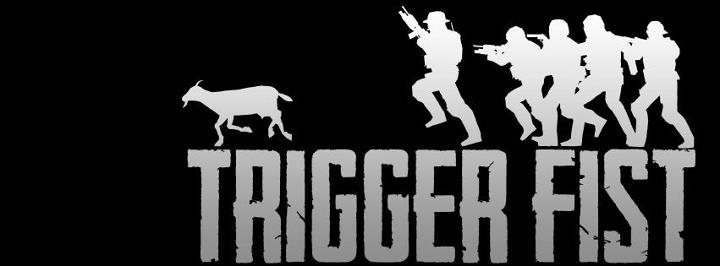 I Can't Stop Playing Trigger Fist Absolutely Addicted You Can Check Out Their Apparel At   http://www.zazzle.com/triggerfist