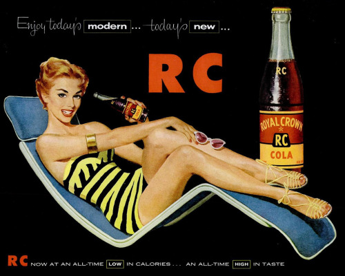 thegirlcantdance:  Enjoy RC Cola