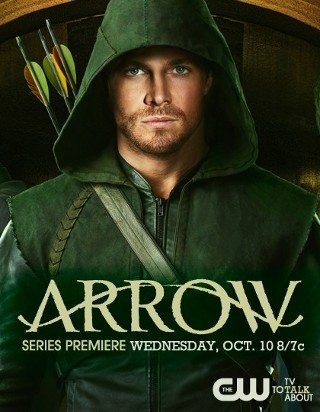 "I am watching Arrow                   ""http://www.greenarrowtv.com/new-arrow-poster-art-destiny-leaves-its-mark/11460 new teaser ad via GreenArrowTV.com""                                Check-in to               Arrow on GetGlue.com"