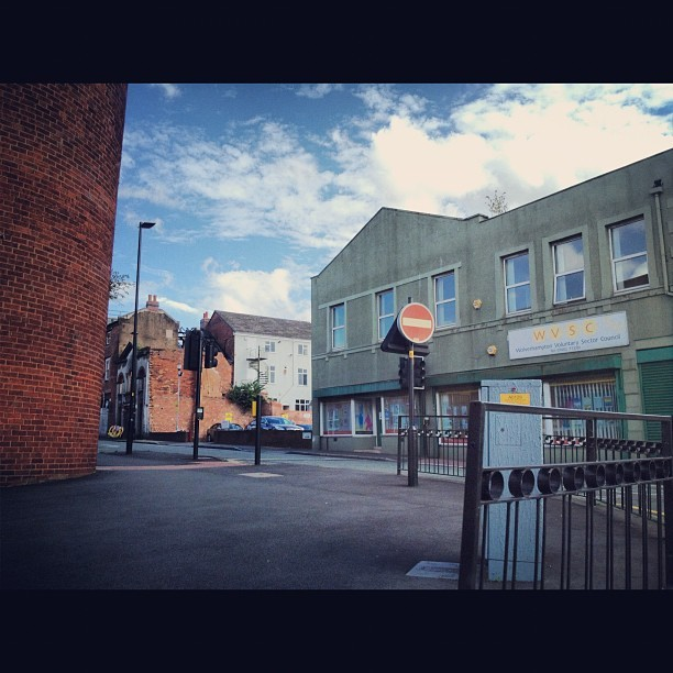 Wolf City #GOLFWANG (Taken with Instagram at Wolverhampton City Centre)
