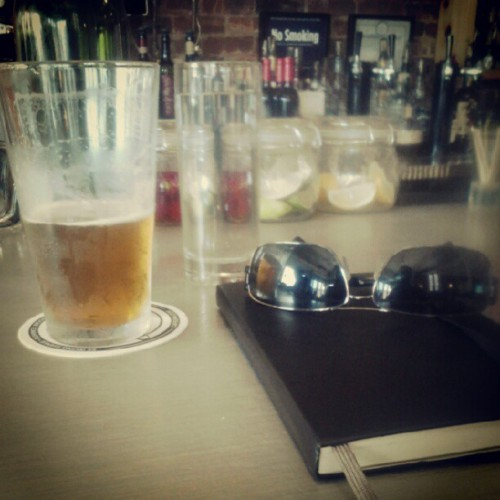 Lazy afternoon at Ghia (Taken with Instagram)