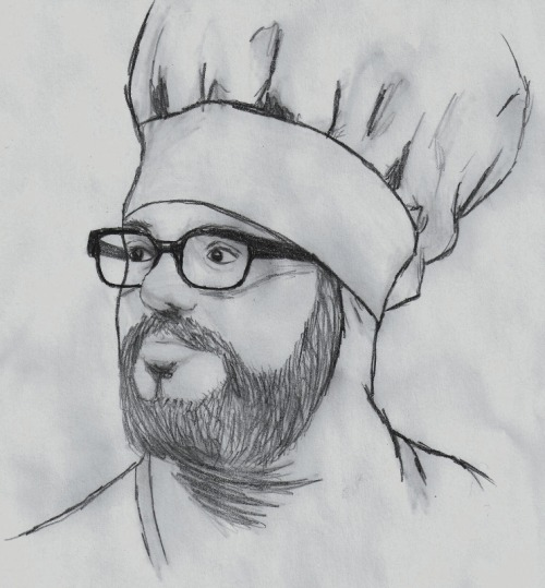 David Cross playing a chef cooking with green screen on Comedy Bang! Bang!  I loved this bit so much, especially when David was staring at Scott and banging the pan around. Also, David Cross is one of my favorite people ever. He was the first person I ever heard speak openly about being an Atheist.  It let me know that there were other people like me out there and it was okay to talk about it.  Also he is one of the funniest people in the world.