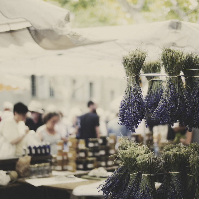 elorablue:  market by kirstinmckee on Flickr.