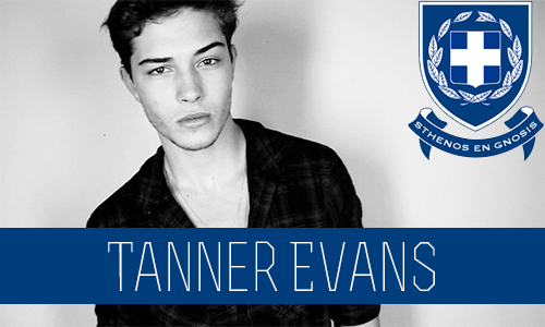 Tanner Evans | Junior | Chemical Engineering Major | FC: Francisco Lachowski  Tanner isn't like most of his Sigma Chi Delta brothers, sure he'll attend all of the parties (even though most of the time it's due to being threatened by Holden) and help with all of their pranks, but he usually is the first to duck out early, or usually ends up being the designated driver, or bailing someone out of jail. As a freshman he had actually hoped to pledge to Kappa, but they turned him down saying that they weren't sure he could meet the academic standards. And even though he was turned away from the only house he actually wanted to pledge to, his father had always wanted for him to join a fraternity, so as not to upset his father he joined Sigma as a last resort. Relationship wise, Tanner has been all over the place his sophomore year, in a large attempt to move on from ex girlfriend and Theta Chi president Landon Harlow. He has dated anyone from the former Zeta president, Amber, to now Peyton Watson, younger sister to his big, Holden Watson; who is not very amused, though the two have been dating a while.  Little brother to Holden Watson
