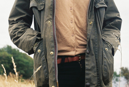kungfuqua:  BARBOUR by Jwhoward1991 on Flickr.