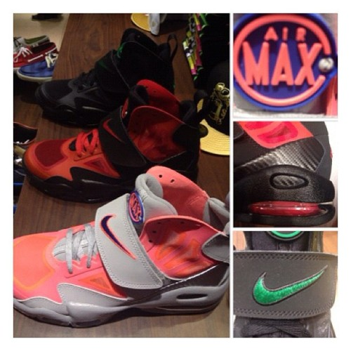 #Nike #Air #AirMax (Taken with Instagram at Town Center At Boca Raton)
