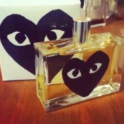 FINALLY JUST WENT OUT AND BOUGHT IT AFTER MONTHS OF LUCKYSCENT SAMPLES YOU GUYS, SO OBSESSED