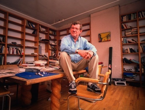The late Robert Hughes leaves a legacy of work, notably his disdainful  critique of Warhol.