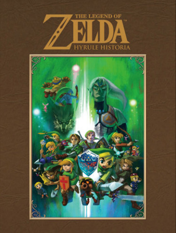 Big Hyrule Historia Update: According to a PDF released this morning by Diamond Book Distributors, Hyrule Historia will be coming to fans in English as an official release from Dark Horse Comics! Release Date: January 29th, 2013  Price: $34.99   Dark Horse Books and Nintendo team up to bring you The Legend of Zelda: Hyrule Historia, containing an unparalleled collection of historical information on The Legend of Zelda franchise. This handsome hardcover contains never-before-seen concept art, the full history of Hyrule, the official chronology of the games, and much more! Starting with an insightful introduction by the legendary producer and video-game designer of Donkey Kong, Mario, and The Legend of Zelda, Shigeru Miyamoto, this book is crammed full of information about the storied history of Link's adventures from the creators themselves! As a bonus, The Legend of Zelda: Hyrule Historia includes an exclusive comic by the foremost creator of The Legend of Zelda manga — Akira Himekawa!  Support your translators! Don't forget to check out the Zelda Contest!