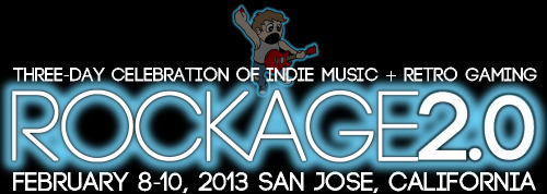 "Anyone in the Bay Area going? Video Games and music!! rockagesj:  Rockage 2.0 Feb 8-10, 2013 at San Jose Woman's Club (75 S 11th St)Rockage2.0 = retro bliss. 25+ bands/ DJs, 100+ games/consoles on free play, gaming tournaments, food trucks, panels, prizes- http://RockageSJ.comLIVE MUSIC LINEUP: Grand Fanali Presents will add more acts to this list (updated 12/26): Friday, FEBRUARY 8th - doors 3pm - end 11:00pmDJ CAMO / SEABRIGHT: KSCU Santa Clara's local spin master, electronic solo artistHELLO, THE FUTURE!: geek folk rock from Los Angeles, rockage2.0 keynoteBIT BRIGADE: jaw-dropping, live speed run gaming band from from Athens, Georgia (performing all THREE days! THREE different NES games!) Performing CONTRA (NES) tonight!MAKE A SCENE SJ (showcase 2/8): South Bay all-ages music movement inspiring young people to become more involved in their local music sceneGOOD HUSTLE: notorious afrobeat idols from San Jose, supreme party startersSAN FRANCESCA: electronic indie rock threesome from San JoseCARTOON BAR FIGHT: gloomy indie folk ensemble from San Jose CURIOUS QUAIL: folk pop gamer faction from San JoseTHE MYSIDIANS: Final Fantasy jazz group, members of Albert Square + Leer Saturday, FEBRUARY 9th - doors noon - end 11:00pmDJ MR SMITH (MSTRSMTH): chip-dustrial disc jockey from San Jose CARTOON VIOLENCE: Nerd rock group from San Francisco, level 99 geeks BIT BRIGADE: live speed run gaming band. Performing MEGA MAN 2 tonight! MINIBOSSES: Legendary Nintendo rock band from Phoenix, not miniJEAN BAUDIN: 11-string bass virtuoso from Redwood City, YouTube starCRASHFASTER: chiptune powerhouse from San Francisco, 8BitSF guruGNARB00TS: infamous punk/ geekcore trio from San Jose, unmissable chaosSLIME GIRLS: hyper chip rockers from San Juan Bautista, otaku deluxeSHINOBU: Unstoppable indie punk group from San Jose circa 2002 Sunday, FEBRUARY 10th - doors noon - end 8:00pmDJ COCO: Jpop anime indie punk selector from Yokohama, Japan FUN FUN RECORDS (fun fun kids day 2/10): Subsidiary label of Asian Man Records, bringing kid-friendly rock tunes to your familyDOG PARTY: teenage pop punk ninja sisters from Sacramento, guitar/ drum duoJAZZYBOSSES: Legendary Nintendo jazz band from PhoenixMATHEW JOSEPH PAYNE: Multitalented chip doom from Oakland, drums in Glowing StarsMEGA RAN / RANDOM: Celebrated nerdcore rapper from Phoenix by way of Philadelphia??? ??????? ?????: Secret zombie band performing live at rockage2.0BIT BRIGADE: Live speed run gaming band. Performing ???? tonight!more TBA Special Guests: TBAGaming Tournaments: TBAFood Trucks: TBA Rockage 2.0 Tix: Grab a three-day pass for only $30 here. Single day tickets will be available at the door for $20 cash each day. Also, Sunday (Feb 10) is ""Fun Fun Kids Day"" at Rockage 2.0, kids 12 and under get in free (1 kid free per 1 adult paid admission).Rockage: San Jose website: been there?@RockageSJ twitter: followfollowfollowRockage: San Jose Facebook: like us?RockageSJ Tumblr: followage!Rockage 2.0 teaser video by TIGERCASTER: share it!Rockage 2.0 Fun Fun Kids Day video by TIGERCASTER: share it!Contact: Looking to help out with rockage2.0? info@grandfanali.com"