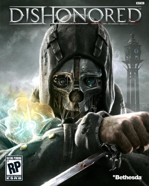 Cover Art for Dishonored I've had my eye on this title whenever it was first announced, but things have been pretty quiet regarding the Bethesda-published stealth-action game. There has been some positive impressions published in the last week, but I'm surprised to see a lack of interest on the message boards that I read. Dishonored is set to release on October 9th for the Xbox 360, Playstation 3, and PC — so, shouldn't there be more buzz online? A seemingly unique first-person action game that focuses primarily on utilizing stealth, gadgets, and magic to assassinate your targets in a late 1800 London setting?!? Day one purchase.