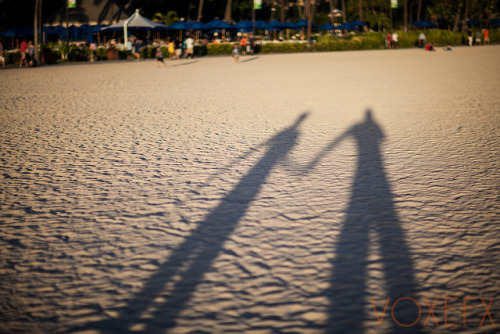 voxefx:  Me and My Shadow on Flickr. Via Flickr: Me and My Shadow
