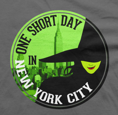 Wicked: One short day in New York City.