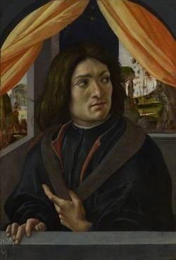thorsteinulf:  Raffaellino del Garbo - Portrait of a Man (c.1500)