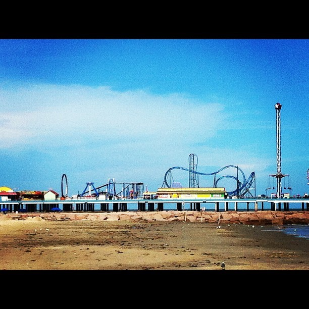 Pleasure Pier (Taken with Instagram)