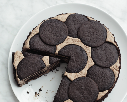 © Con Poulos Icebox Chocolate Cheesecake Recipe Contributed by Grace Parisi Click here for full recipe