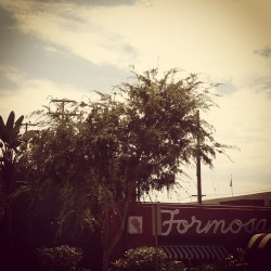 jeffholmes:  Old #hollywood. #formosa  (Taken with Instagram)