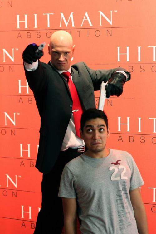 Hitman at Gamescomphotos by Chris Nguyen