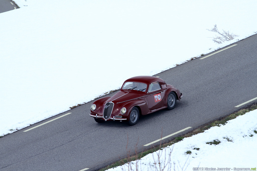 and-the-distance:  Alfa Romeo 6C 2500 SS '256' coupe Touring Superleggera