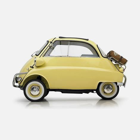 ralfbayer:  BMW Isetta 300